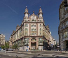 Párisi Udvar Hotel Budapest, Part of The Unbound Collection by Hyatt