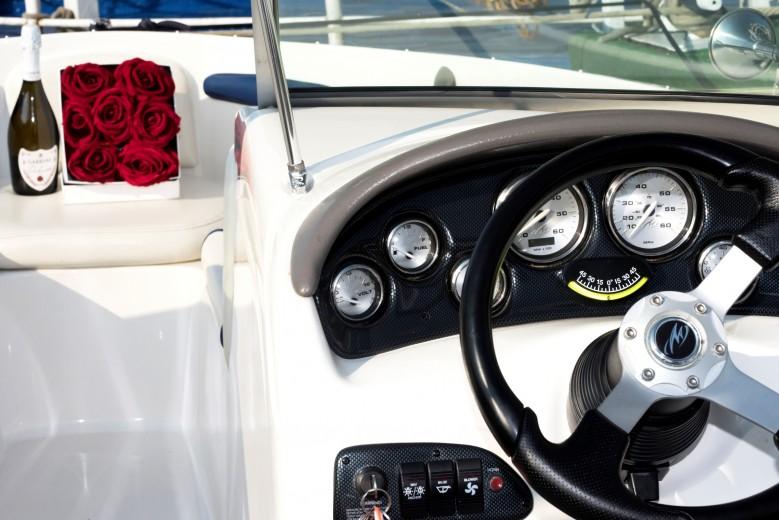 Motorcsónak bérlés esküvőre
