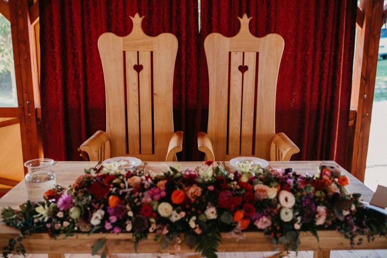 Romantikus esküvő Zamárdiban